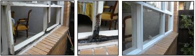 wood rot repairs