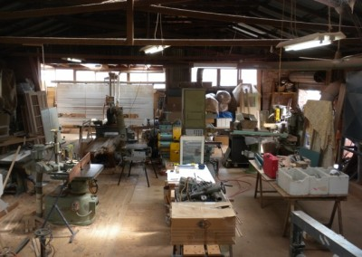 Our Custom Joinery Workshop