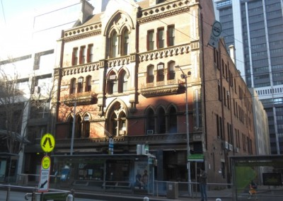 Restoration at the historic Donkey Wheel House, Melbourne