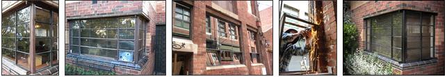 steel window repairs